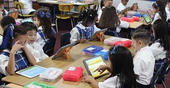 Update on Classroom Technology