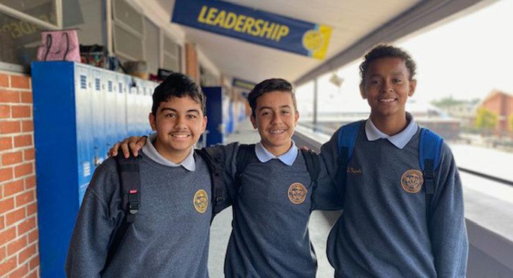 Slider – 3 Boys Leadership